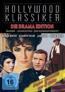 Hollywood Klassiker Box Vol. 3 Drama Edition (3 Disc Set)