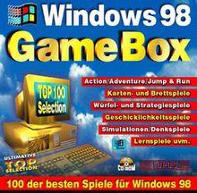 Windows 98 GameBox