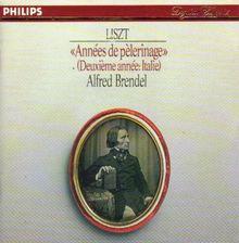 Liszt: Annees de Pelerinage - Zweites Jahr: Italien
