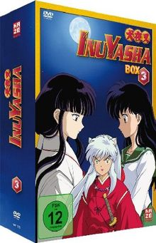 InuYasha - Box 3 (Episoden 53-80) [7 DVDs]