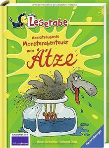 Haarsträubende Monsterabenteuer von Ätze (Leserabe - Sonderausgaben)