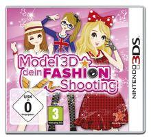 Model 3D - Dein Fashion Shooting (3DS)