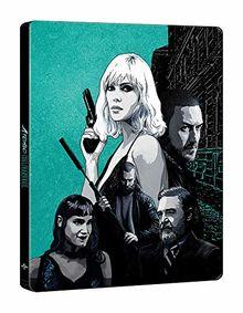 Atomic Blonde Steelbook [Blu-Ray] [Region Free] (Deutsche Sprache. Deutsche Untertitel)
