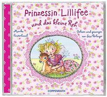 Prinzessin Lillifee und das kleine Reh (CD)