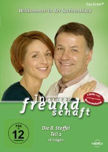 In aller Freundschaft - Die 8. Staffel, Teil 2, 18 Folgen [5 DVDs]