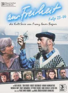 Zur Freiheit - Folge 23-44 [3 DVDs]