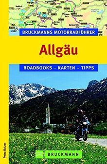 Allgäu (Bruckmanns Motorradführer)