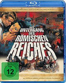 Der Untergang des Römischen Reiches [Blu-ray]