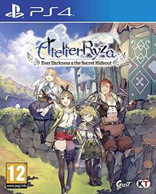 Koch Media NG - Atelier RYZA Ever Darkness & The Secret Hideout - PS4