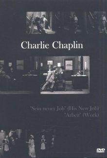 Charlie Chaplin - Sein neuer Job/Arbeit