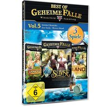 Best of Geheime Fälle 5
