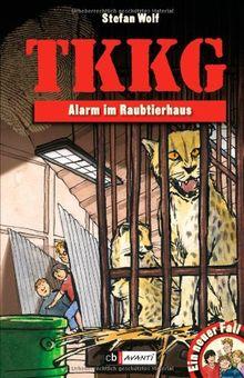 Ein Fall für TKKG - Alarm im Raubtierhaus: Band 117