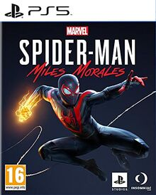 Marvel'S Spider-Man Miles Morales (PS5), French Version