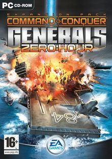 Command & Conquer Generals, Zero-Hour