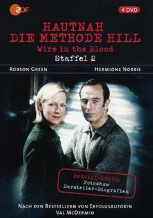 Hautnah - Die Methode Hill: Staffel 2 (4 DVDs)