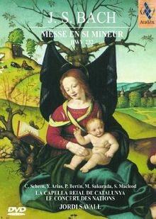 h-moll-Messe BWV 232 (2CD+2DVD) Johann Sebastian Bach