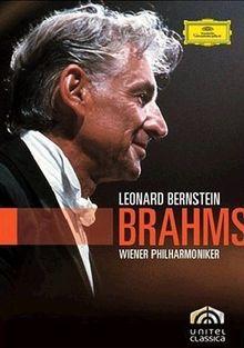 Leonard Bernstein - Brahms (Kompletter Zyklus) [5 DVDs]
