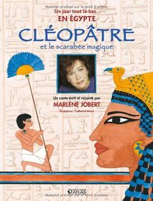 Cléopâtre et le scarabée magique (1CD audio)