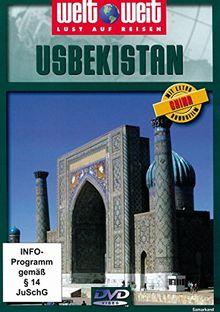 Usbekistan (Reisefilm aus der Reihe welt weit) mit Bonusfilm China