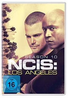 NCIS: Los Angeles - Die zehnte Season [6 DVDs]