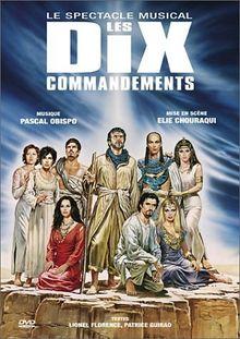 Les Dix Commandements - Le spectacle musical (2001)