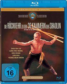 Die Rückkehr zu Den 36 Kammern der Shaolin-Shaw [Blu-ray]