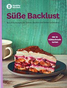 Süße Backlust Kochbuch von Weight Watchers