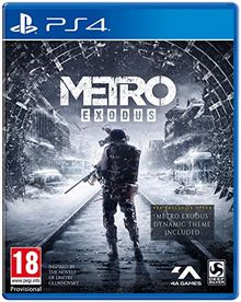 Deep Silver - Metro: Exodus - Day One Edition /PS4 (1 GAMES)
