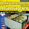 DokumentenManager 2002, 1 CD-ROM Wichtige Papiere stets griffbereit. Für Windows 95/98/2000/Me/NT