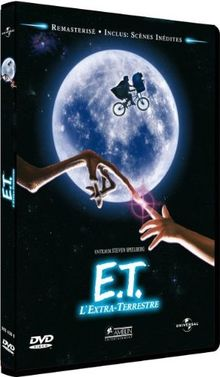 E.T. l'extra-terrestre - Remasterisé (Inclus Scènes Inédites)