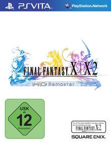 Final Fantasy X/X - 2 Hd Remaster - [Playstation Vita]