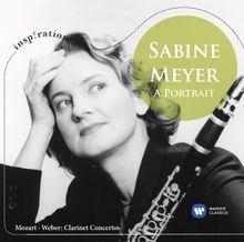 Sabine Meyer-a Portrait