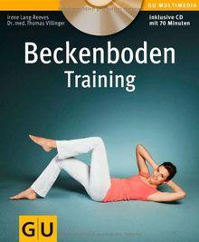 Beckenboden-Training (mit Audio-CD) (GU Multimedia)