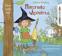 Petronella Apfelmus: Zauberschlaf und Knallfroschchaos. Band 2.