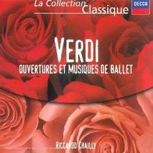 Verdi/Ouvert.+Ballets
