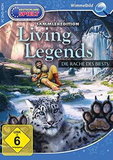 Living Legends: Die Rache des Biests - Sammleredition