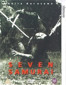 Seven Samurai (jap. mit engl. Untertiteln) [UK Import]