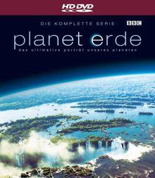 Planet Erde - Die komplette Serie - 5-Disc-Box [HD DVD]