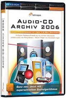 Audio-CD-Archiv Edition 2006