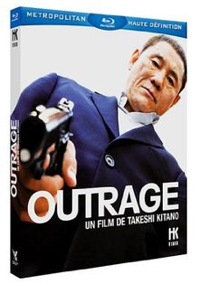 Outrage [Blu-ray] [FR Import]