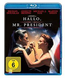 Hallo, Mr. President [Blu-ray]