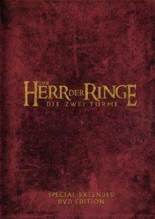 Der Herr der Ringe - Die zwei Türme (Special Extended Edition, 4 DVDs)