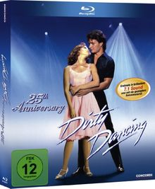 Dirty Dancing - 25 Jahre Edition (Erstmals in brillantem 7.1 Sound und mit nie gezeigtem Bonusmaterial) [Blu-ray]