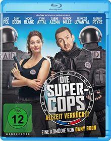Die Super-Cops - Allzeit verrückt! [Blu-ray]
