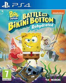 Spongebob Squarepants: Battle For Bikini Bottom - Rehydrated PS4 [