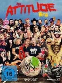 The Attitude Era [3 DVDs]