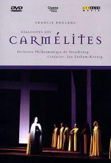Poulenc, Francis - Dialogues des Carmélites / Marthe Keller, Jan-Latham Koenig, Opéra National du Rhin