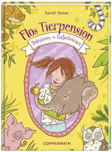Flos Tierpension 03. Babyalarm im Elefantenhaus