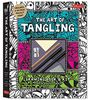 Art of Tangling Drawing Book & Kit (Craft)