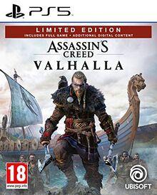 "Assassins Creed Valhalla [Bonus uncut Edition] + ""Weg des Berserkers"""